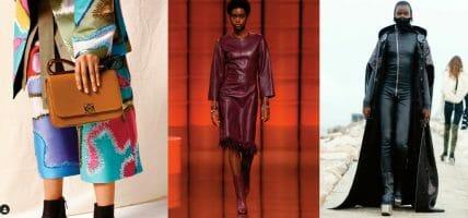 Hermès, Loewe, Owens, Givenchy: a Parigi la pelle non ha confini