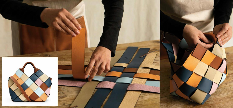 Surplus Project di Loewe rende di lusso pure la pelle in eccedenza