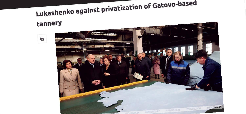 Lukashenko su tutte le furie: la concia bielorussa è sotto esame