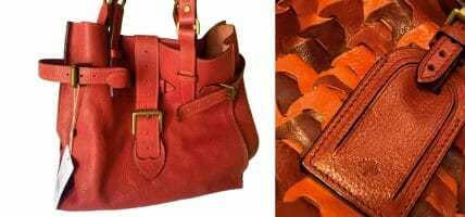 Mulberry entra nel format Brand Approved di Vestiaire Collective