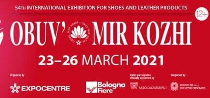 A Mosca inizia Obuv (in presenza): la scarpa italiana rimane cauta