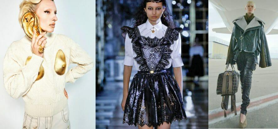 Con Dior e Balmain le sfilate di Parigi sono il tempo per sognare