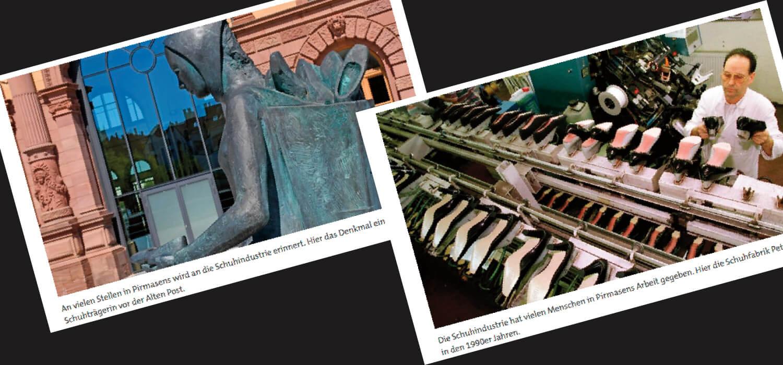 Ascesa e declino di Pirmasens, la capitale della scarpa tedesca