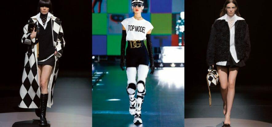 MFW chiude con le nuove prospettive di Valentino e Dolce & Gabbana