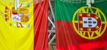 Covid-19 e il bilancio della scarpa tra Spagna e Portogallo