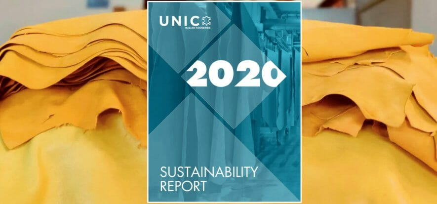 All the sustainability of Italian leather is here: UNIC explains it