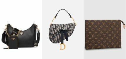 Dior, Gucci, LV: le 15 borse i cui prezzi sono saliti di più