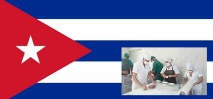 A Cuba il nuovo macello El Tablón va bene e progetta una conceria