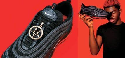 Satan Shoe, l'ultima provocazione di MSCHF: ma Nike non ci sta