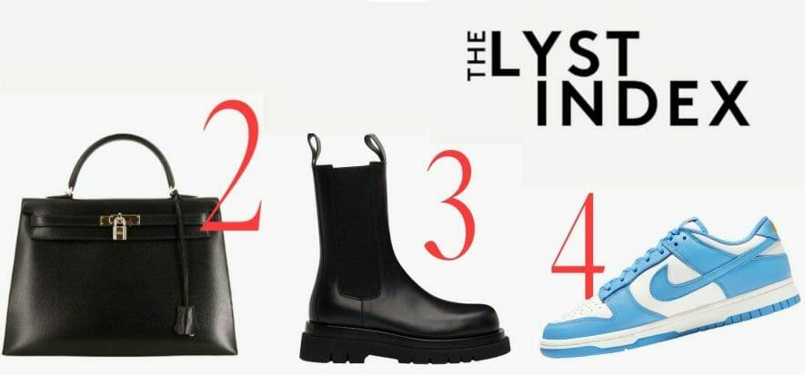 Il second hand spinge Dior e Louis Vuitton nella classifica di Lyst