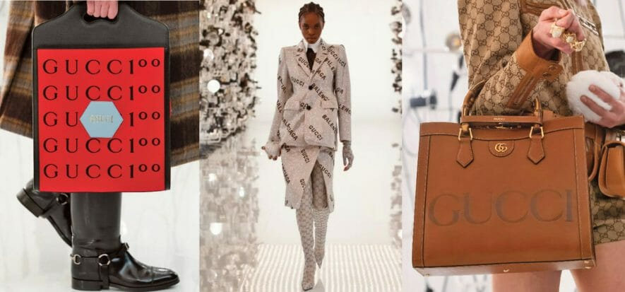 Gucci Aria: here is the collection to celebrate 100 years with Balenciaga - VIDEO
