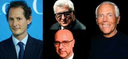 Armani (con Exor), Prada, D&G: tutte le voci sui merger italiani