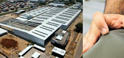 Bader Leather raddoppia in Sudafrica: nuova conceria a Rosslyn