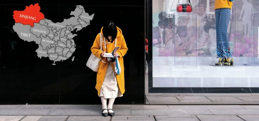 If fashion is closely linked to China, it is not ok