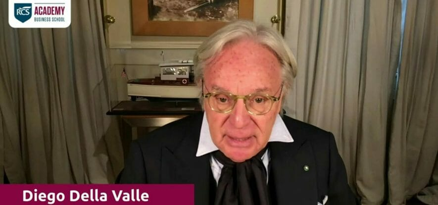 """Della Valle spreads clues: """"Let's see if we can do something with LVMH"""""""