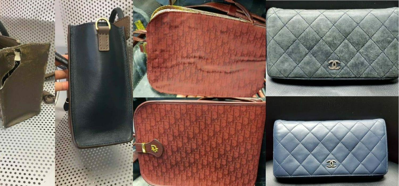 """LV, Chanel, Hermès: per """"il dottore delle borse"""" non hanno segreti"""