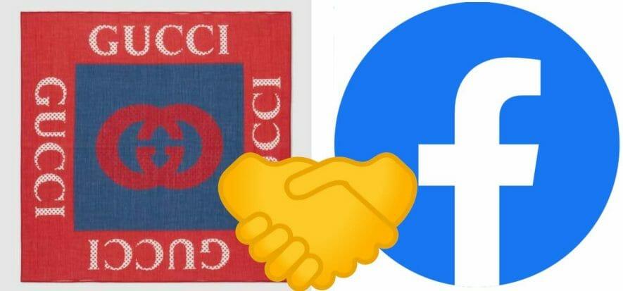 Gucci e Facebook si alleano nella lotta alla contraffazione