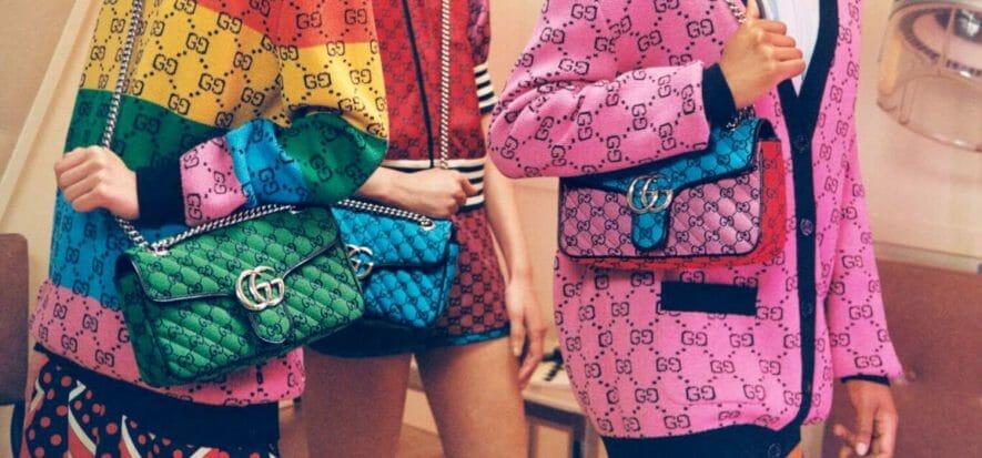 La nuova rivoluzione quinquennale di Gucci inizia con Balenciaga