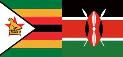 Pelle africana: lo Zimbabwe guarda avanti, Il Kenya si preoccupa