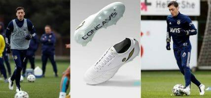 Mesut Özil sceglie la pelle di canguro dell'australiana Concave