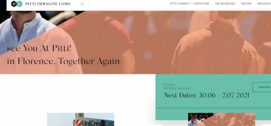 Pitti Uomo scivola a luglio, Salone del Mobile conferma settembre