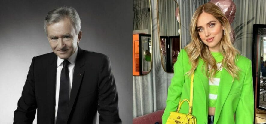 Arnault and Ferragni, the Midas of luxury: what they touch becomes business