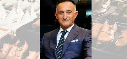 La calzatura italiana piange la morte di Andrea Santoni (83)