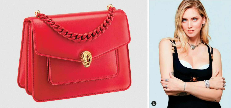 Ferragni takes it all: after Tod's, she is Bulgari's new brand ambassador