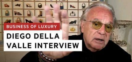 """Della Valle: """"Tra un anno lascio e se vendo, vendo solo a LVMH"""""""