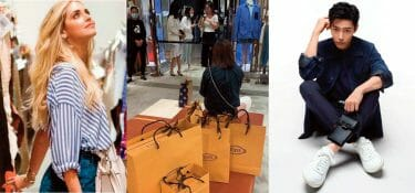Tod's, the influencers, China: from Chiara Ferragni to Xiao Zhan