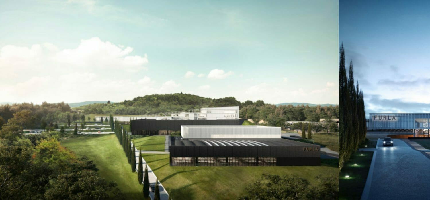 Furla Progetto Italia is ready: production, academy and 250 employees