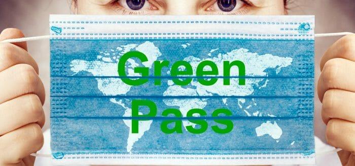 Le novità del Green Pass, in vista di fiere e sfilate in presenza