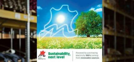 Per Gruppo Mastrotto solo energia elettrica da fonti rinnovabili
