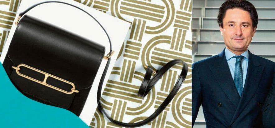 CEO Axel Dumas reveals the two secrets for Hermès success
