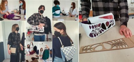 Less is more: concluso il Progetto Lineapelle, IED Torino, Sicerp
