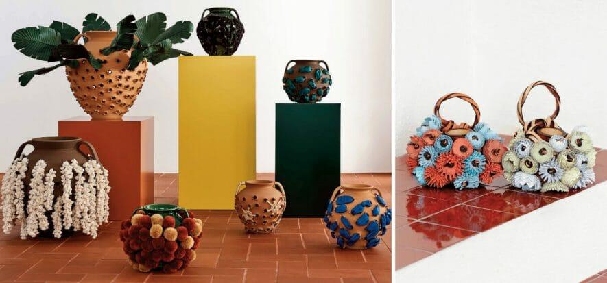 Dallo scarto all'arte: il progetto Weaves di Loewe e Sotheby's