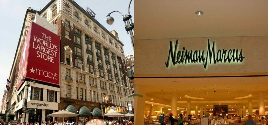 Gli stimoli al consumo funzionano, Macy's e Neiman Marcus volano