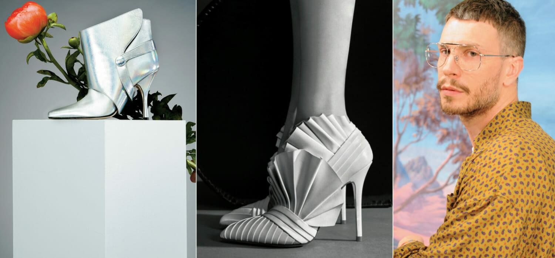 Le idee chiare di Andrea Mondin, designer emergente della scarpa