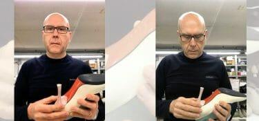 Valleverde, Baldinini e i 40 anni calzaturieri di Luca Nicolini