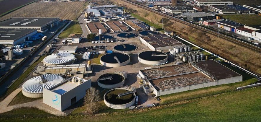 Medio Chiampo, un nuovo impianto per upgrading green