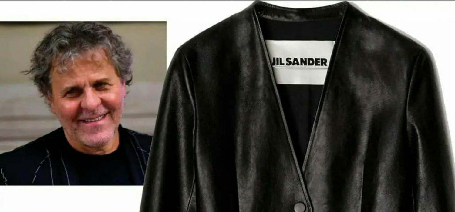 """Renzo Rosso, """"This is how I will triple Jil Sander's revenue"""": maybe more"""