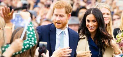 """Per Meghan e Harry è l'anno delle """"nozze di cuoio"""": perché?"""