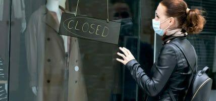 In Italia hanno chiuso 20.000 negozi moda per la pandemia