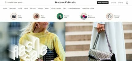 Vestiaire Collective vola e Kering si gode l'investimento