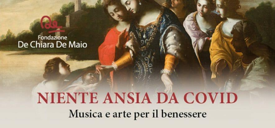 DMD Solofra si fa teatro: musica e arte contro l'ansia da Covid