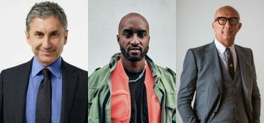 Like Burberry, Abloh and Gucci work on young people and sustainability