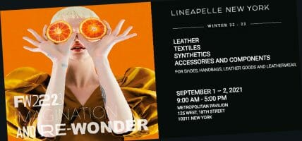 Welcome back to the Big Apple: Lineapelle comes back to New York as well