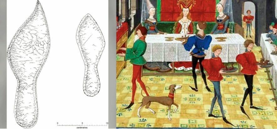 Molto più che scomoda: la Poulaine, la sneaker del Medioevo
