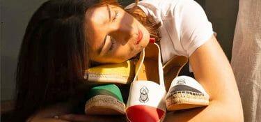 Espadrillas etiche: IMM Shoes le fa con gli scarti delle griffe