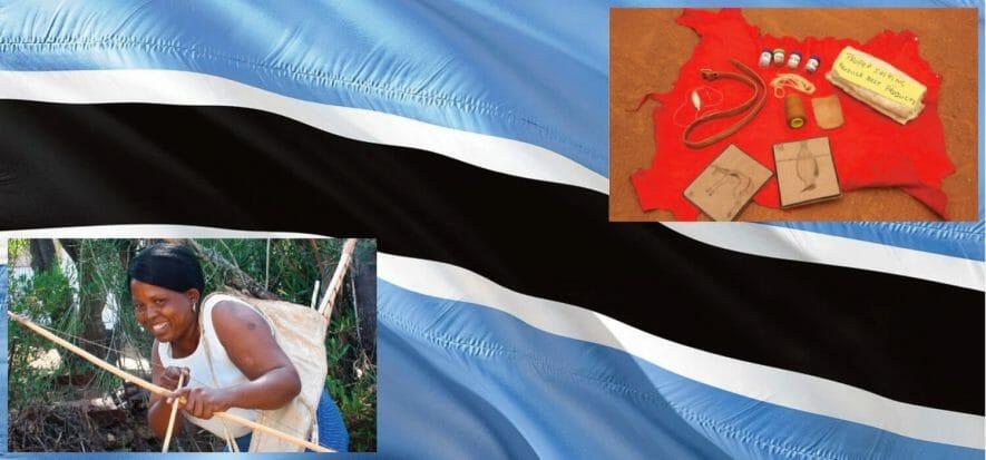 Dalla fattoria alla conceria: una storia al femminile dal Botswana